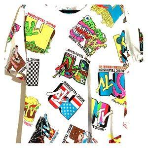 MTV pop culture T-shirt